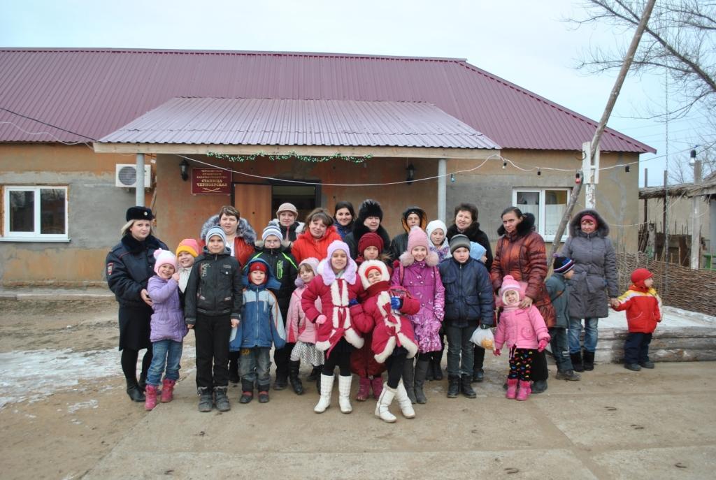 Картинки русской зимы с ребятами